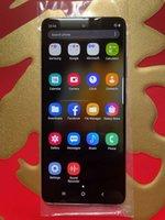 Real Full screen 6.7 inch Surface TU21 andriod 10.0 smart phone HD Curved Metal Frame 3G WCDMA ROM: 8GB RAM: 1GB