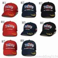 8 styles Newest 2024 Trump Baseball Cap USA Presidential Election TRMUP same style Hat Ambroidered Ponytail Ball Cap DHL fast shipping lx