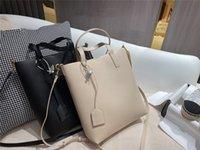 Trendy bronzing letter printed shoulder bag fashion solid color female shopping bags retro all-match handbag