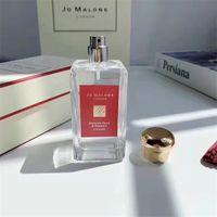 Premierlash Jo London Malone Perfume 100ml Nectarine Eau de Cologne Wild Bluebell Lime Basil Mandarin English Pear Smell Smell Fragrance مكثفة