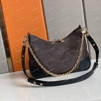 مصمم فاخر المرأة Odeon MM حقيبة الكتف السوداء المتشرف قطري شنقا رسول crossbody حقائب الأزياء حقيبة يد M45353 M45354