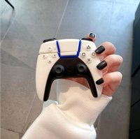 Бренд PS5 Game Console Disk 3D Case для AirPods 1 2 PRO Зарядная коробка Мягкие силиконовые Беспроводные Bluetooth Наушники защищают крышку