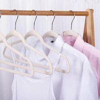 Pacote de veludo antiderrapante para jaquetas, calças, vestido roupas