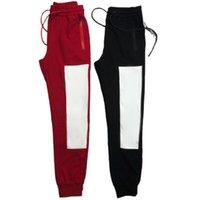 Pantalon de pantalon classique de pantalon de survêtement actif hommes mode décontracté pantalon de sport de haute qualité modèle S-2XL