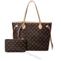Классические сумки для покупок 2021 люкс дизайнеры сумка на ремне большой емкость высокого качества мода женские сумки кожаные печатные сумки Crossbody кошелек кошелек