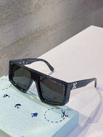 OFF Oeri004 Top Luxus Hohe Qualität Marke Designer Sonnenbrille für Herren Womens UV400 Neuverkauf Weltberühmte Mode Italienische Sonnenbrille Augenglas Exklusivgeschäft