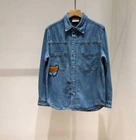 2021 spring and autumn mens women New Denim jacket quality jackets for men and women jackets zdlg0420.