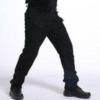Herbst dünne Herrenhosen elastische komfortable atmungsaktive Overalls Laufen und Fitness Freizeithose