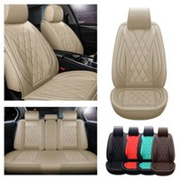 Car Seat Covers Cover Universal Chair Mats Suitable For 99% Five-Seater Cars Leather Protecter Cushion Automobile Interior Accessories