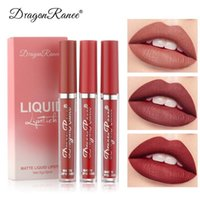 Lipgloss lang dauerhaft matt nicht fettiger feuchtigkeitsspendende nahrhafte natürliche beleza lippenstift make-up kosmetik maquiagem tslm2