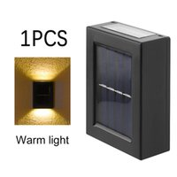 Solar Lamps Wall Lights, Stairs,Decorative Garden Fences,Outdoor Courtyard Wall,Upper And Lower