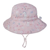 16 styles boys and girls baby breathable caps beach headgear Kids' Sunblock Children's hat spring summer sun capQ36