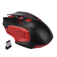 2.4GHz 3200DPI Wireless Optical Gaming Mouse Mice For Computer PC Laptop Ergonomic Wired