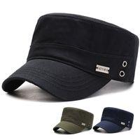 Ördek dil şapka erkek bahar yaz sonbahar kış dört mevsim beyzbol güneşi düz üst askeri açık seyahat