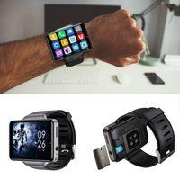 DM101 4G Wi-Fi Smart Watch Full Touch 3GB + 32GB 2080MAH аккумуляторная батарея двойной камеры шагомер сердечной частоты IP67 водонепроницаемый SmartWatch с слотом SIM-карты