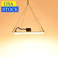 USA Stock 1000watts LED Grow Light 전체 스펙트럼 성장 가벼운 실내 식물 적용 범위 썬 Like 높은 PPFD 식물 조명 방수 성장 온실 용 램프
