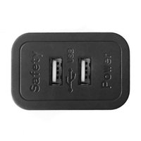 가구 액세서리 듀얼 포트 직사각형 USB2.0 패널 확장 1M 케이블 직류 직류 5V2A 충전기 안락 의자 소파 침대 가죽 천에 추가