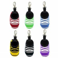 Golf Bags Mini Storage Bag Durable Ball Tees Case Holder Waist Pouch Container With Belt Clip Buckle