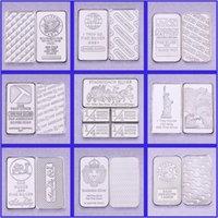 Autres arts et métiers 1 oz Australie Suisse Allemagne Argent Silver Bar Bullion Silvering SilverCoinCoin Pas de cadeau d'affaires magnétique