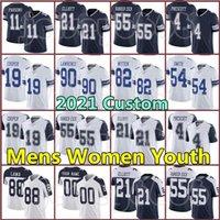 NCAA Men Youth 2021 Женский колледж Баскетбол Джерси 1647