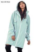 Raincoats Adult Raincoat Trench Coat Women Waterproof Rain Outdoor Hiking Poncho Tourist Camping Jacket Windbreaker