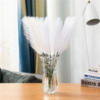 Decorative Flowers & Wreaths 50cm Artificial Plant Reed, Window Decoration Pampas, Fake Flowers, Wedding Scenes,