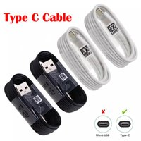 100% Genuine Original S8 USB Type-C 1.2M fast Charing Data Sync Cables For Samsung S9 Note 7 8 S10 Cable