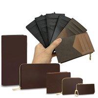 지갑 동전 지갑 어깨 가방 크로스 바디 카드 홀더 가방 Luxurys 디자이너 지갑 남자 카드 소지자 여성 지갑 키 주머니 EU 전염병 2002