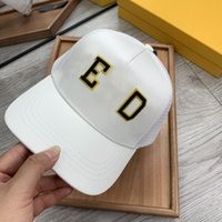 2021 Lussuries Designer Cappellino da baseball casual in tela di alta qualità, parasole da paralume e cappello a secchiello solare Cappello all'aperto