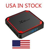 الولايات المتحدة الأمريكية في الأسهم x96 mini plus android 9.0 tv box amlogic s905w4 2 جيجابايت 16 جيجابايت 2.4 جرام 5g wifi 4k مجموعة الأعلى