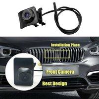 Вид спереди автомобиля Логотип Встроенная камера Ночное видение Водонепроницаемое для 1 серии Задние Камеры Паркинг Датчики