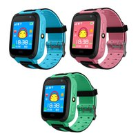 Smart Watches 4 generation children's phone watch Students smarts touch screen phones watchs