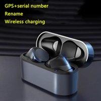 O mesmo que antes de 2 e 3ª geração Bluetooth fones de ouvido chip metal dobradiça fones de ouvido de carregamento sem fio Earbuds Número de série Gen2 Gen3 Link de pagamento VIP