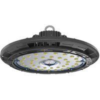 4pcs AC86-265V 60W 100W 150W 200W 240W UFO LED 높은 베이 라이트 야외 산업 공장 워크샵 체육관 Highbay 램프