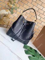 Mode femmes de luxe design de luxe empreinte sac à bandoulière sacs à main mm godet unique épaules singes diagonales neonoe sacs à main M45256 m45306