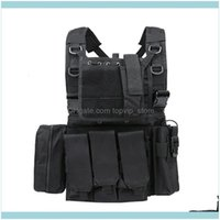 Hunting Sports & Outdoorshunting Tactical Body Armor Jpc Molle Plate Carrier Vest Outdoor Cs Game Paintball Military Equipment Aessories Dro
