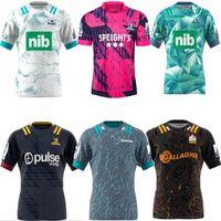 20-21 Rugby Jersey Eğitim Formalar Ulusal Ligi Nrl Gömlek Zelanda Highlanders Performans Tek Singlet Gömlek