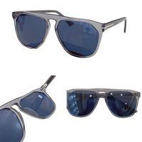 Summer Sunglasses For Men and Women style 0835 Anti-Ultraviolet Retro Oval Plank Full frame fashion Eyeglasses Random Box