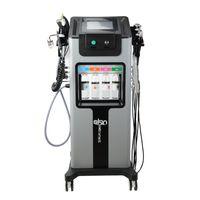 2021 트렌드 제품 8in1 마이크로 Dermabrasy Hydrafacial 스킨 클렌징 초음파 RF Hydra 얼굴 산소 기계
