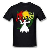Beschwörer Egis Lustige T-Shirts O Hals 100% Baumwolle Final Fantasy Kleidung Humor T-Shirt Herren T-Shirts