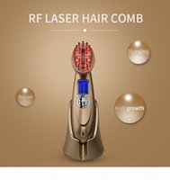 Fast Hair Growth Product Head Massager Regrowth Treatment Hair Stimulating Brush Scalp Massager Electric Infrared Care Stop hair loss