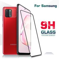9H Film Screen Protectors For Samsung Galaxy Note 10 Lite S6 S7 Edge S8 S9 S10 S20 S21 Plus Ultra Clear Tempered Glass