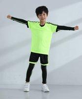 # 14 niños de calidad tailandesa jerseys de fútbol personalizado o jersey de fútbol órdenes de desgaste casual, nota color y estilo contacto servicio al cliente para personalizar el número Número de mangas cortas