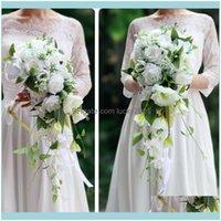 용품, 파티 이벤트 Arrvial Bouquets Fairy Aessories 신부 23 * 55cm 고품질 웨딩 꽃 빠른 HVNHQ