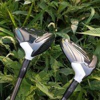 Golf Kulübü Erkekler için Setleri Fairway Ahşap 1/3/5 Sürücü Woods Headcover ile