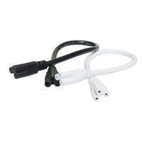T5 T8 LED-connector Wire US Plug Power Extension Cord met schakelaar voor buislicht