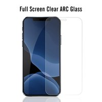 9 H Tam Kapak Ekran Koruyucu için iphone 6 7 8 Artı XR XS 11 12 13 Mini Pro Max Anti-Parmak İzi Temperli Cam Film Guard