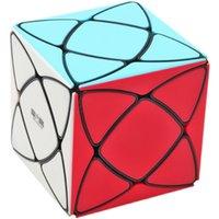 Qiyi super ahornblatt 3x3x3 magischer cube x-mann mofangge ivy blatt 3x3 speed cube pädagogisches spielzeug