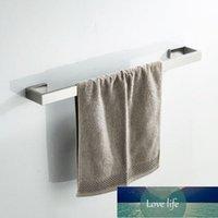 Porte-serviettes salles de bain en acier inoxydable support mural