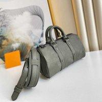Designer Tote Bag Branded Crossbody Mini Luxurys Сумки Сумочка Женщины Храмочка XS Классический Цветок Скоростной ручкой M57960 Высококачественная кожа